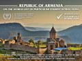 Tourist sights of Armenia are included to the World List of Particular Tourist Attractions