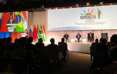 EECO at the BRICS Summit in South Africa