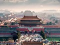 The Forbidden City is recognized as the Mecca of World Tourism